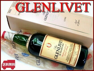 ! Kusu Glenlivet 12 years GLENLIVET 1000ml/43 degrees