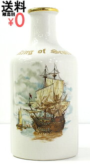 King of Scots キングオブスコッツ pottery Wedgewood MASON's 750ml/43度 whiskey