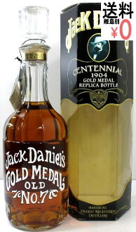 1904 Gold Medal of Jack Daniels old NO7 1,500ml 45 degrees