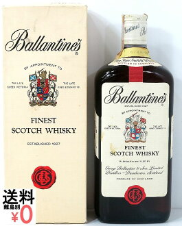 Kusu premium valuation Ballantine's finest Ballantine's 760ml finest box