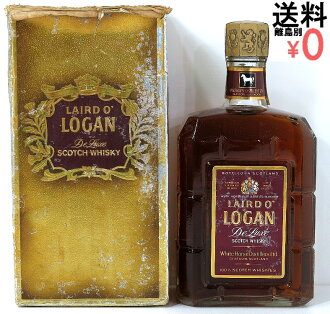 Kusu Laird Logan Deluxe 12 year 1970's circulation and 750ml/43度 whiskey