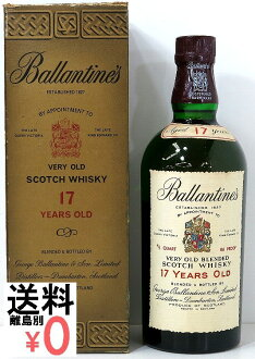 ! Ballantine's 17 years old Ballantine's 760ml