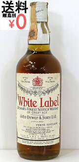 Dewar's white label Dewars White Label 750ml 43 times