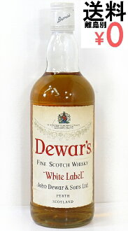Dewar's white label Dewars White Label 750ml 43%
