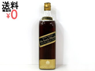 Johnnie Walker black label Tin Cap Black old Scotch whisky Extras special Johnnie Walker Black 1130ml / 43%