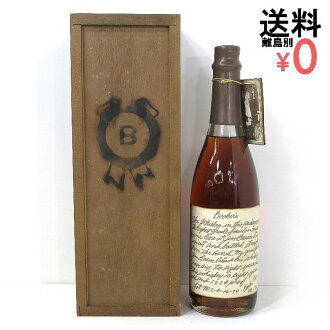 Bookers BOOKER's Kentucky bourbon wood box 750 ml / 63%