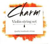 バイオリン弦 Charm チャーム 4弦セット ボールE 高品質シンセティック弦