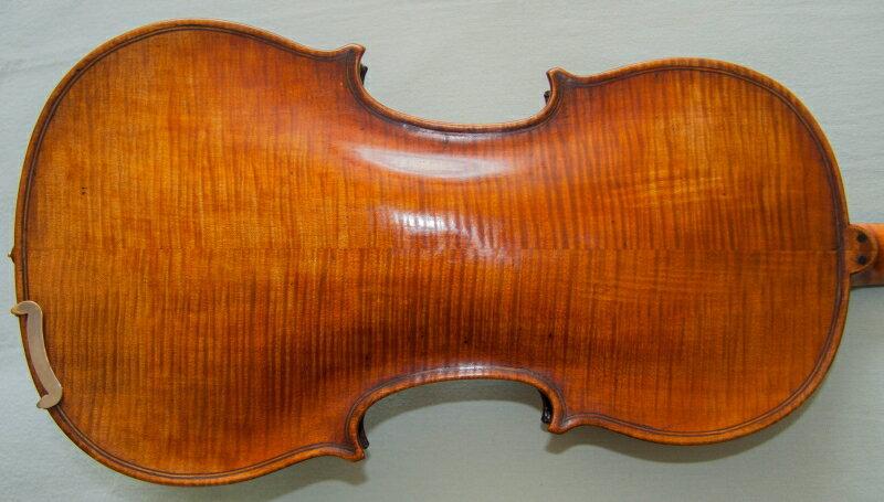 """Davy Crockett"" Enricus Ceruti 1804 バイオリン"
