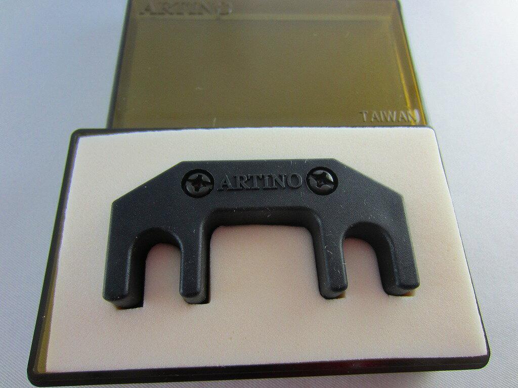ミュート Artino アルティノ ラバー+金属 バイオリン・ビオラ用...:violinjp:10000586
