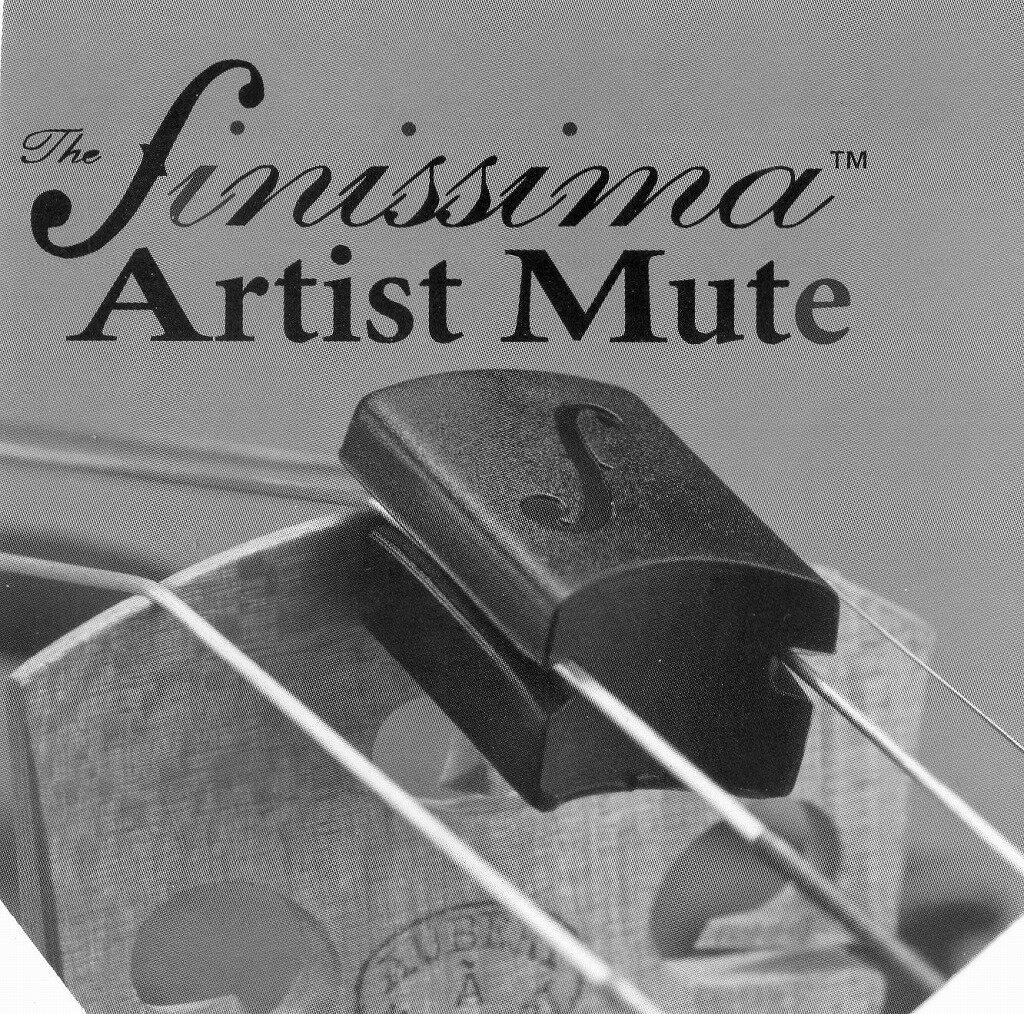 ミュート Finissima Artist Mute バイオリン・ビオラ...:violinjp:10000587