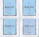 バイオリン弦 ワーシャル Warchal Brilliant 4弦セット(Dシルバー) E線ボールエンド