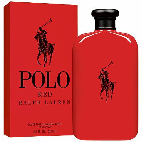 Ralph Lauren Polo red EDT Eau de toilette SP 200ml Ralph Lauren RALPH LAUREN POLO RED EAU DE TOILETTE SPRAY