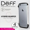 CLEAVE Hybrid Bumper for iPhone 6s Plus/6 Plus 【送料無料】 ケース アルミ バンパー カバー カーボンファイバー