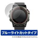 GARMIN fenix 5X 用 保護 フィルム OverLay Eye Protector for GARMIN fenix 5X (2枚組) 【送料無料】【ポストイン指定商品】 液晶 保..
