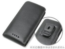 HTC J butterfly HTL21 用 ケース PDAIR レザーケース for HTC J butterfly HTL21 ベルトクリップ付バーティカルポーチタイプ HTC J バタフライ