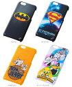 バットマン、スーパーマン、トム&ジェリー、ルーニー・テューンズ・シェルジャケット for iPhone 6s / iPhone 6 【ポストイン指定商品】iPhone6 NEW iPhone レイアウト ray・out ジャケット カバー 10P01oct16