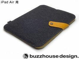 buzzhouse design バズハウスデザイン ハンドメイドフェルトケース DX for iPad Air 2/iPad Air
