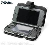 PDAIR レザーケース for Newニンテンドー3DS LL 横開きタイプ 10P29Aug16
