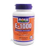 【100%天然】 小麦胚芽油から抽出!美容と健康に ビタミンE-1000 100日分 100ソフトジェル【220926】