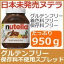 ヘーゼルナッツ チョコレート スプレッド コーシャー グルテン イタリア