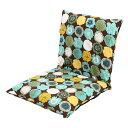 座椅子カバー 北欧 Vita home ピコ ブラウン 日本製 【メール便送料無料】
