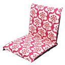 座椅子カバー 北欧 Vita home ルーク ピンク 日本製 【メール便送料無料】