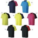 ミズノ Mizuno メンズ レディース テニス バドミントンウェア 半袖Tシャツ 62JA8070