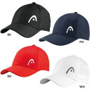 ヘッド メンズ レディース プロプレーヤ キャップ PRO PLAYER CAP テニス用品 軽量 UVカット 送料無料 HEAD 287159