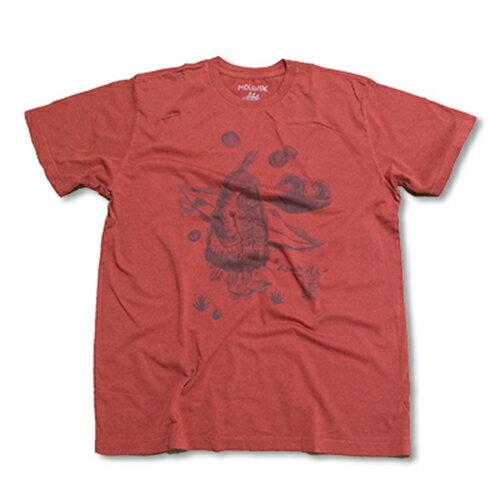 モラスクサーフショップ×トーマス・キャンベルのオリジナルTシャツ