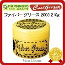 【ポイント3倍】阪本高生堂 ファイバーグリース 2008 210g 《スタイリング剤 整髪料》