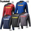 裏付きピステトップ【hummel】ヒュンメル ● ピステシャツ18AW (HAW4181)*59