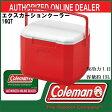 エクスカーション クーラー/16QTレッド/ホワイト【coleman】コールマン クーラーボックス16SS(2000027860)<※0>