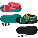 BABY サンダルファン Infant【adidas】アディダス ベビー サンダル ビーチサンダル (AF3874 AF3875)*43