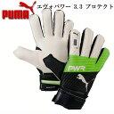 エヴォパワー 3.3 プロテクト【PUMA】プーマ キーパーグローブ17SS(041219-32)*23