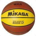 バスケ5号人工皮革12ディンプル【MIKASA】ミカサバスケット11FW mikasa(BZD512)*22