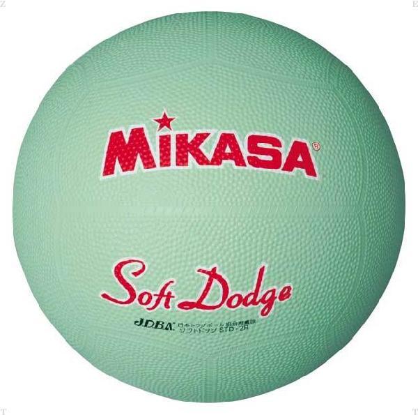 ソフトドッジ2号 ゴム【MIKASA】ミカサハントドッチ11FW mikasa(STD2R)*25