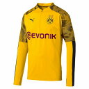 BVB 1/4 Zip Training Top with Evonik Logo【PUMA】プーマその他ウェア(755764)*30