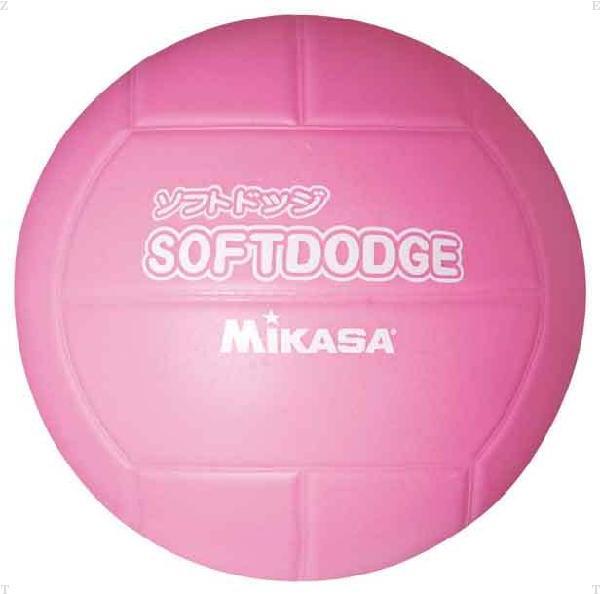 ソフトドッジ PVCノンフタルサン ピンク【MIKASA】ミカサハントドッチ11FW mikasa(LDP)*25