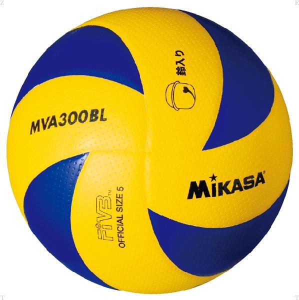 バレー 鈴入り5号【MIKASA】ミカサバレー11FW mikasa(MVA300BL)<お取り寄せ商品の為、発送に2〜5日掛かります。>*20