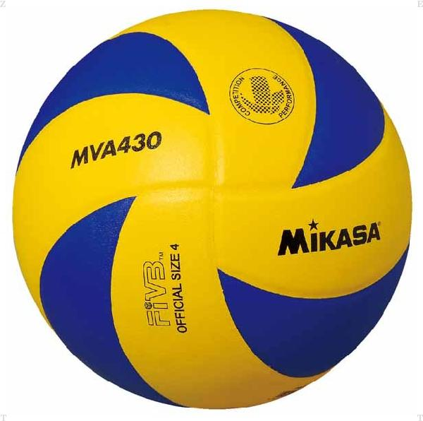 バレー4号 FIVA 練習球【MIKASA】ミカサバレー mikasa(MVA430)<お取り寄せ商品の為、発送に2〜5日掛かります。>*22