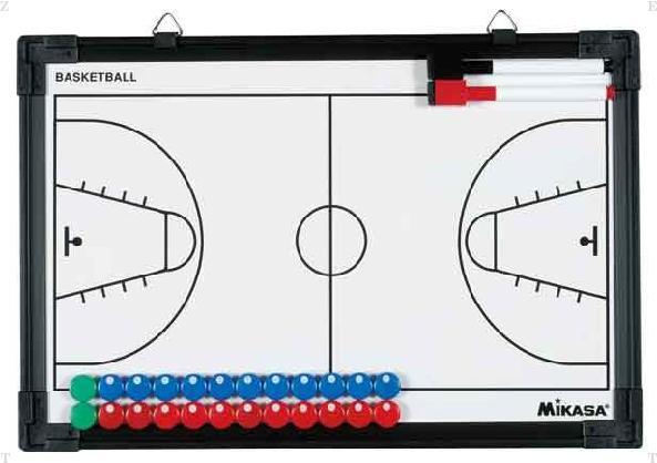 作戦盤 バスケット用【MIKASA】ミカサバスケット11FW mikasa(SBB)<お取り寄せ商品の為、発送に2〜5日掛かります。>*20