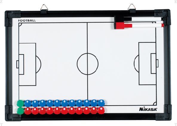 作戦盤 サッカー用【MIKASA】ミカササッカー11FW mikasa(SBF)<お取り寄せ商品の為、発送に2〜5日掛かります。>*25