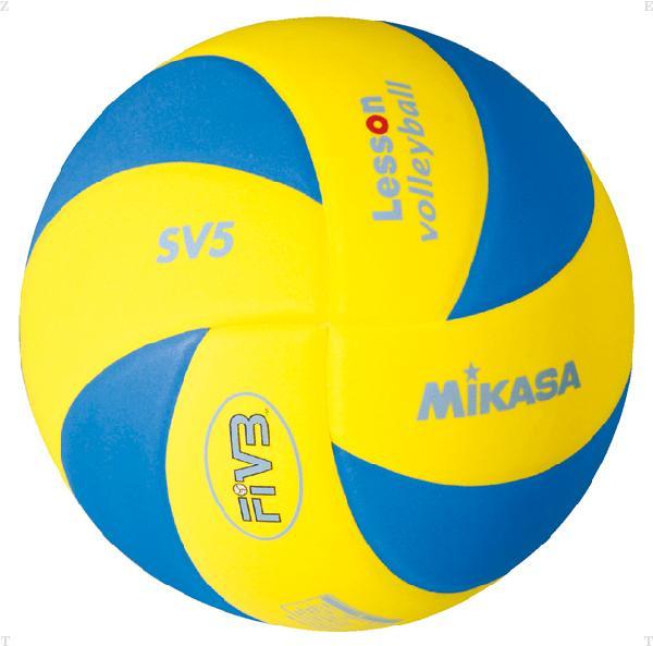 バレー5号 青/黄【MIKASA】ミカサバレー11FW mikasa(SV5YBL)<お取り寄せ商品の為、発送に2〜5日掛かります。>*22