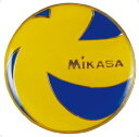 トスコイン バレー用 黄/青【MIKASA】ミカサバレー11FW mikasa(TCVA)<お取り寄せ商品の為、発送に2~5日掛かります。>*25