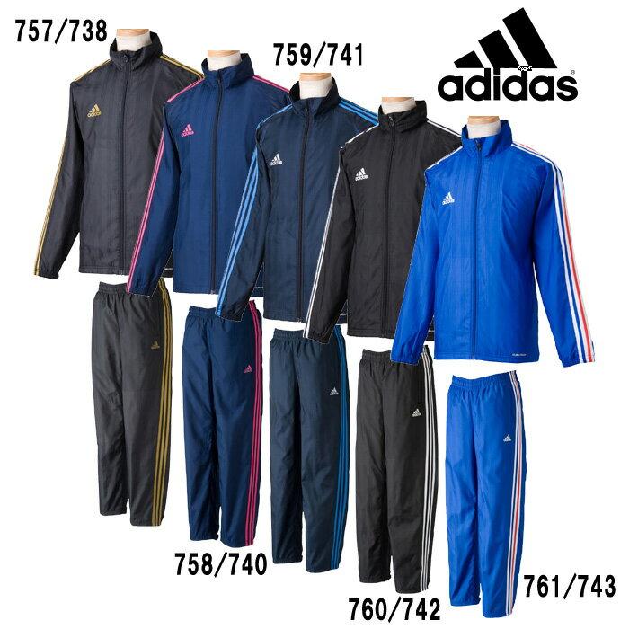 KIDSSHADOWウィンドジャケット・パンツ上下セット(裏地)【adidas】アディダスサッカー特価