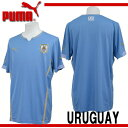 ウルグアイ代表 ホームレプリカシャツ【PUMA】プーマ ●サッカートレーニングウェア 14SS(744322-01)※71