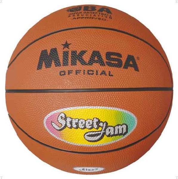 バスケ7号 ゴム ブラウン【MIKASA】ミカサバスケット11FW mikasa(B7JMBR)*20