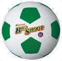 サッカー3号 ゴム グリーン【MIKASA】ミカササッカー11FW mikasa(F3)<お取り寄せ商品の為、発送に2〜5日掛かります。>*25