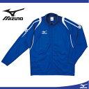 ウォームアップシャツ (24ブルー×ホワイト) 【MIZUNO】ミズノ ●フットボール サッカー ウエア ウォームアップスーツ (62sb20024)*60