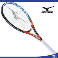 『フレームのみ』テニスラケット Fエアロ クォーター (09ホワイト×ブラック) 【MIZUNO】ミズノ テニス ラケット Fシリーズ (63JTH40209)*60の画像
